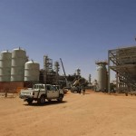 desestabilización en África por el conflicto de argelia