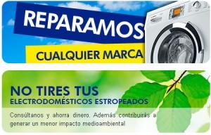 Reparaciones de electrodomésticos en Gran Canarias
